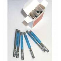 Lápis que muda de cor para controlo de temperatura