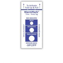 Indicadores de tempo e temperatura WarmMark