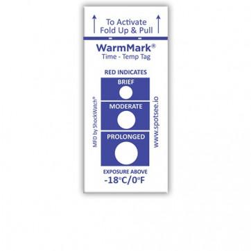WarmMark Time and temperature indicators