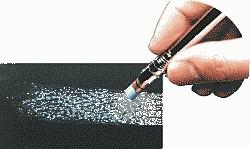 Lápices y pinturas térmicas
